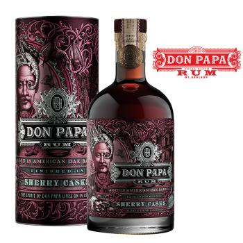 Don Papa Sherry Cask, limitierte Edition, 0,7l - 45% vol., Casks, Philippinen