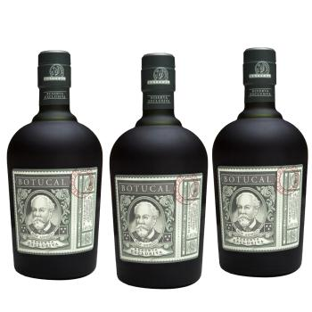3x Rum Botucal, Reserva Exclusiva, Venezuela, je 0,7l, 40% vol.