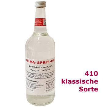 96% vol. Prima Sprit 410, 1 Liter, 1000ml Ethanol