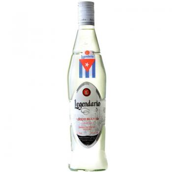 Rum Legendario - Anjeo Blanco, 0,7l - 40% vol., Kuba