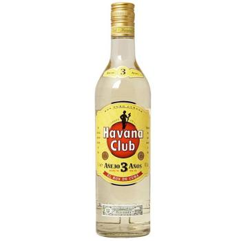 Havana Club, Anejo 3 Anos, 70cl, 40% vol.