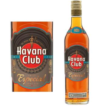 Havana Club, Anejo Especial, 70cl, 40% vol.