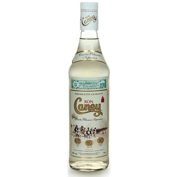 Rum Caney, Carta Blanca Superior, Kuba - 0,7l, 38% vol.