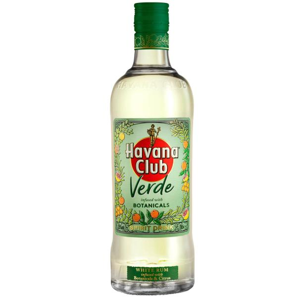 Havana Club, Verde Botanicals, Spirit Drink, 70cl, 35% vol.